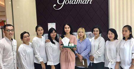 goldmart margocity dare to be you