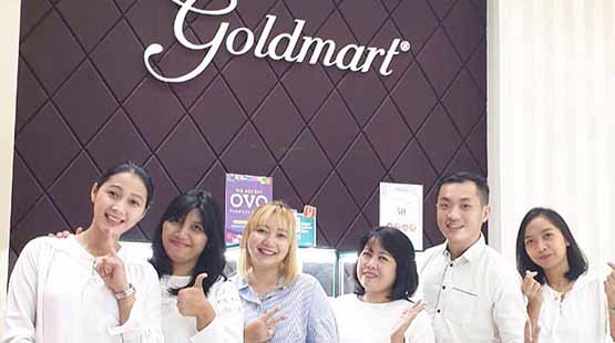 goldmart margo city dare to be you new homepage